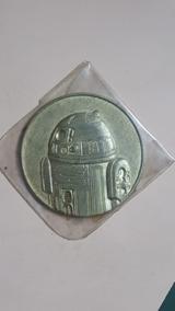 Moedas / Medalhas Comemorativas Star Wars - Vários Modelos