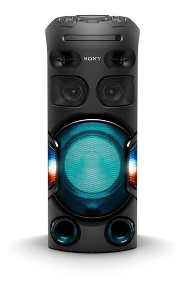 Equipo De Audio Sony Mhc V42 Usb Nfc Bt Cd
