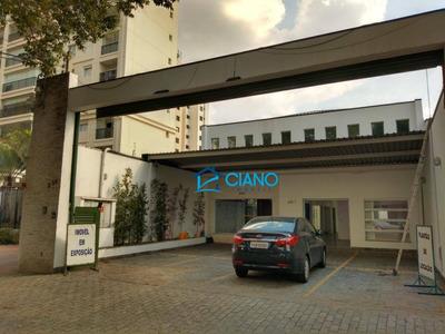 Salão Para Alugar, 500 M² Por R$ 10.000/mês - Mooca - São Paulo/sp - Sl0089