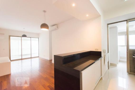 Apartamento No 10º Andar Com 2 Dormitórios E 2 Garagens - Id: 892984547 - 284547