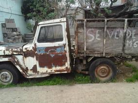 Camioneta Ika Vaqueano M66