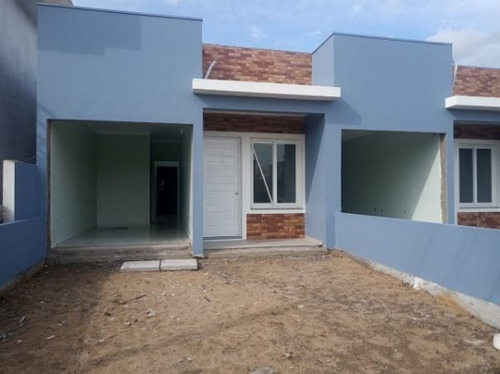Casa Em Aberta Dos Morros Com 2 Dormitórios - Mi271257
