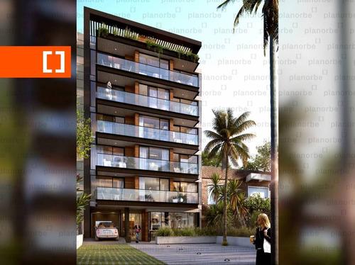Venta De Apartamento Obra Construcción Monoambiente En Buceo, Rambla 42 Unidad 001