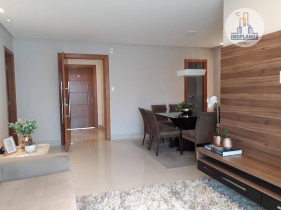 Apartamento Residencial À Venda, Canto Do Forte, Praia Grande. - Ap8042
