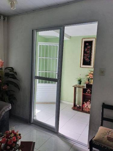 Casa Com 2 Dormitórios À Venda, 137 M² Por R$ 380.000 - Jardim Pacaembu - Jundiaí/sp - Ca1013
