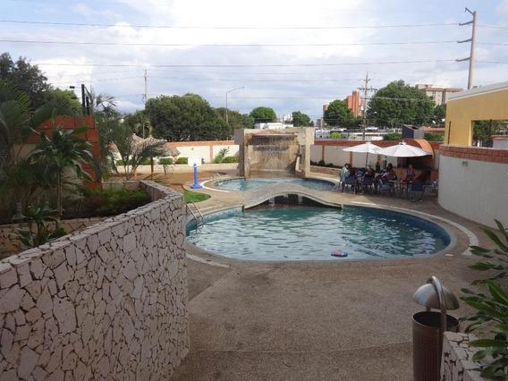 Apartamento Con Planta Y Pozo En Alquiler Maracaibo