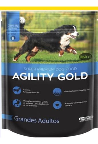 Imagen 1 de 1 de Agility Gold Grandes Adultos 15 Kg - kg a $14593