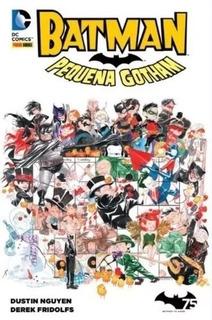 Hq - Batman - Pequena Gotham - Volume 1