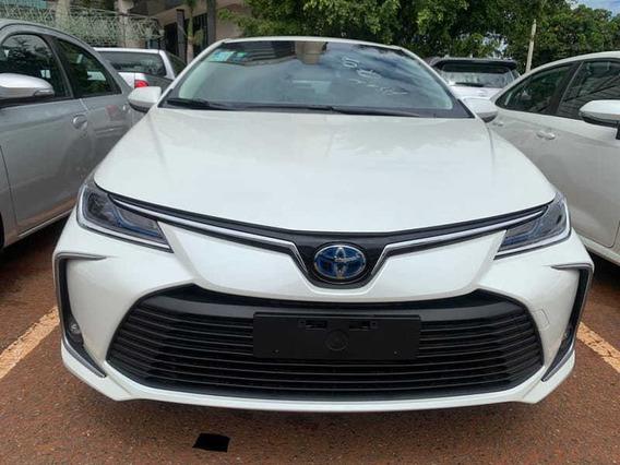 Toyota Corolla Altis 1.8l Hv Ffv Cvt 20/20
