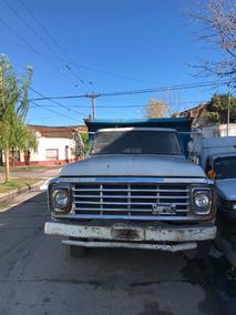Ford 7000 Con Volcadora