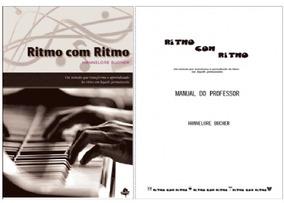 Ritmo Com Ritmo (kit Livro Do Aluno + Cd + Manual Do Profess