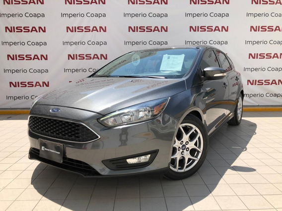 Ford Focus Se Luxury Automatico 2016