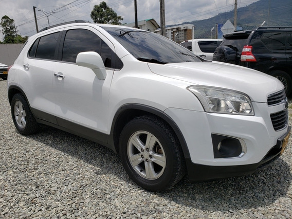 Chevrolet Tracker Lt 1.8 Cc At