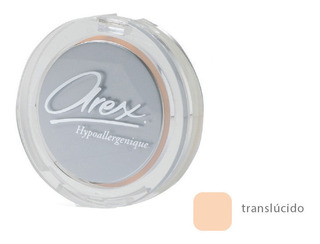 Arex Maquillaje Humectante Traslucido