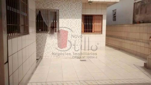 Imagem 1 de 8 de Casa - Parque Sao Lucas - Ref: 3422 - V-3422
