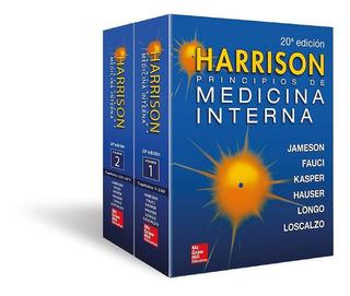 Harrison Principios De Medicina Interna, 2 Vols. Edicion 20