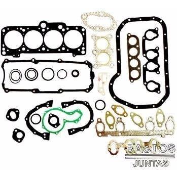 Jogo Junta Motor Aço Passat Golf Polo Ap 1.6 1.8 8v Turbo