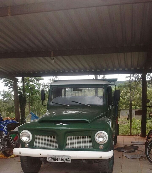 Willys Willys F 75
