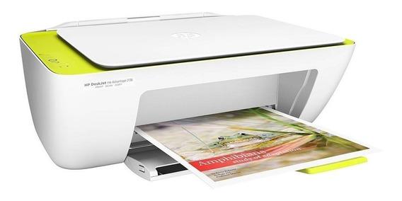 Impressora Multifuncional Jato De Tinta 2136 Hp