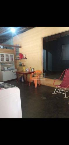 Imagem 1 de 2 de Casa Com 4 Dormitórios À Venda, 184 M² Por R$ 95.000,00 - Cidade Nova - Manaus/am - Ca4326