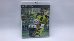 Fifa 17 - Ps3 - Midia Fisica Cd Original