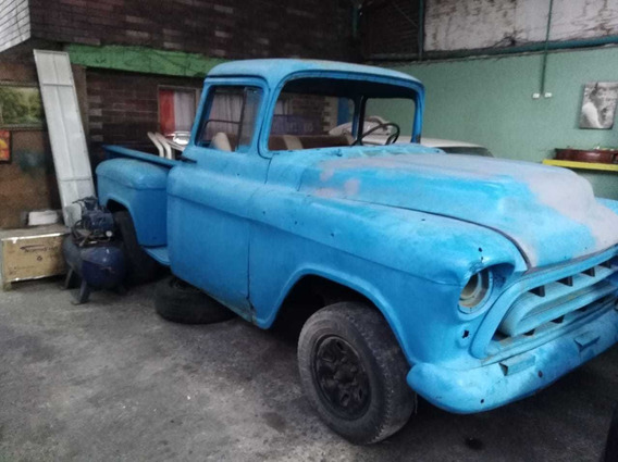 Chevrolet Apache Camioneta De Lujo