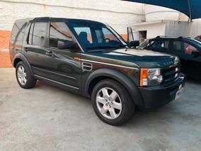 Land Rover Discovery3 Interior Claro Motor 2.7 Td