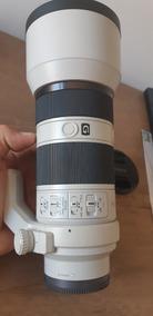 Lente Sony 70-200 F4 G Oss