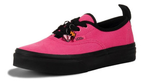 Tenis Vans Authentic Elastic Niña