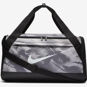 Sacola Nike Ba5980 - Cinza/preta