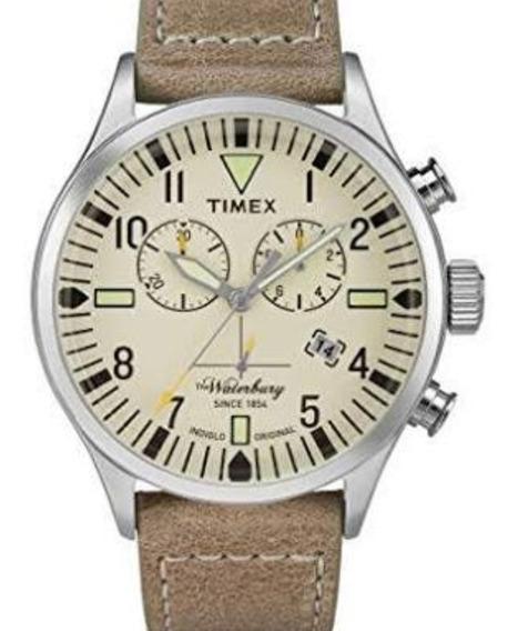 Relógio Timex Waterbury Cronógrafo-aceito Proposta