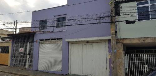 Galpão À Venda, 1 Vaga, Jardim Vila Formosa - São Paulo/sp - 2648