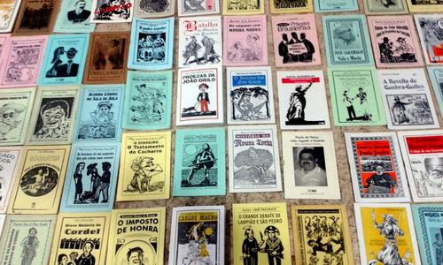 Imagem 1 de 1 de 40 Folhetos De Literatura De Cordel