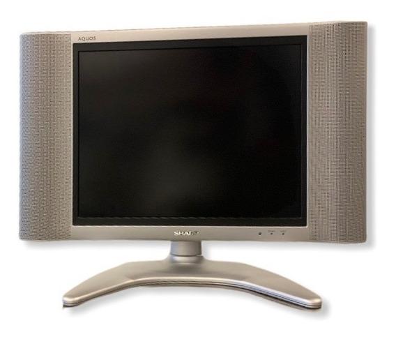 Tv Lcd Sharp Aquos Lc-20b4u-sm 20