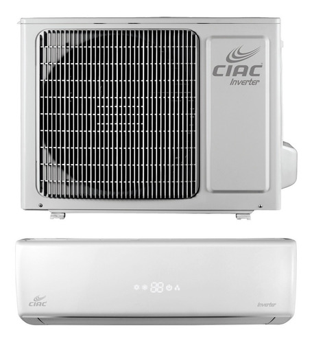 Mini Split Inverter Carrier Ciac Vs18 2 Toneladas 12msi