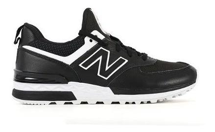 New Balance Lifestyle 574 Zapatillas de Mujer Negro en