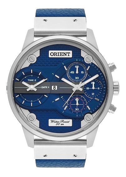 Relógio De Pulso Orient Referência Mbsct002