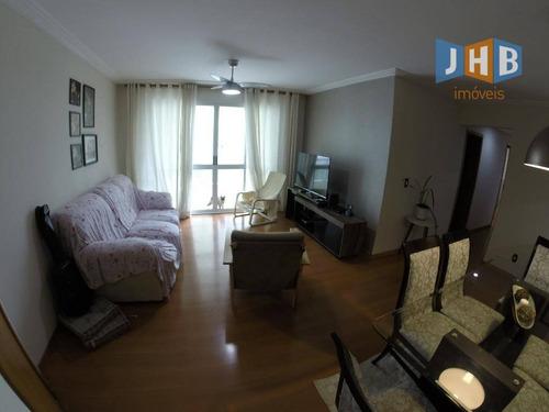 Apartamento À Venda, 127 M² Por R$ 620.000,00 - Jardim Aquarius - São José Dos Campos/sp - Ap1888