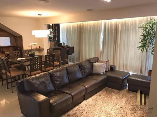Imagem 1 de 26 de Sky House Club Residence - Cobertura Com 4 Suítes À Venda, 265 M² Por R$ 1.950.000 - Altos Do Esplanada - São José Dos Campos/sp - Co0005
