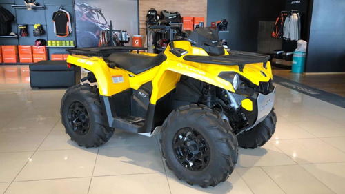 Can Am Outlander 570