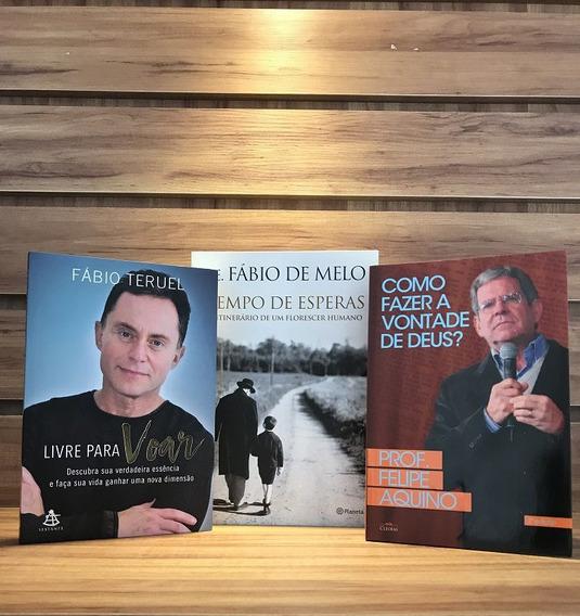 Kit Livros Catolicos Perceba Os Sinais E A Vontade De Deus