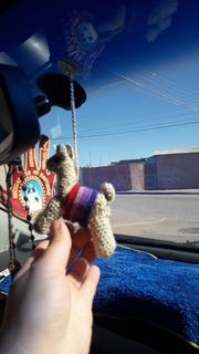Llamitos A Crochet