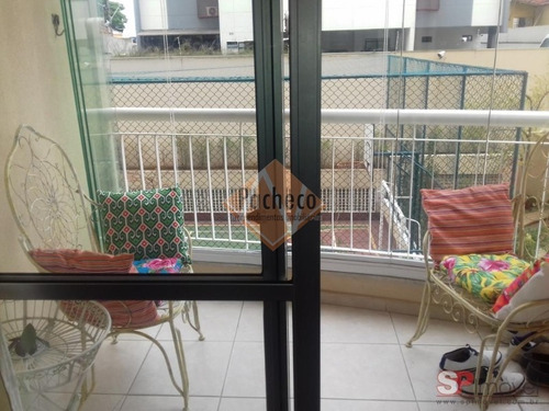 Imagem 1 de 13 de Apartamento Na Vila Esperança, 3 Dormitórios, 1 Vaga, 68m², R$ 450.000,00 - 1185