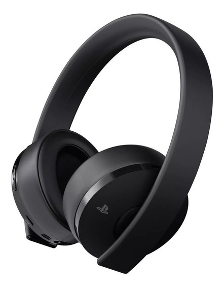 Auriculares gamer Sony PlayStation Gold negro