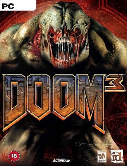 Doom 3 Edição Bfg Pc - Steam Key (envio Já)