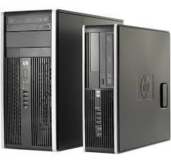 Pc Hp Compaq 6000 Pro Small Core 2 Duo Ddr3