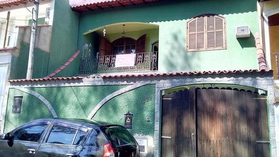 Casa Em Bangu, Rio De Janeiro/rj De 172m² 4 Quartos À Venda Por R$ 550.000,00 - Ca253771