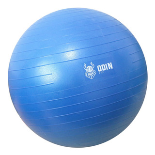 Bola Yoga Suiça Pilates Abdominal Gym Ball 55cm Bomba Grátis