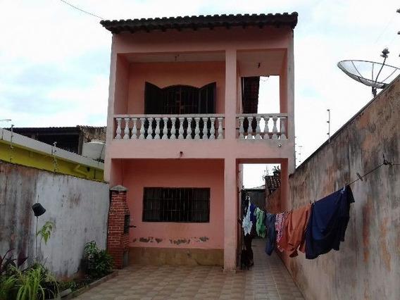 Sobrado Em Itanhaém Ficando Lado Serra 2 Dorm 2819