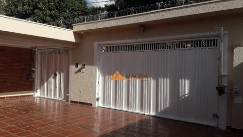 Casa Com 3 Dormitórios À Venda, 152 M² Por R$ 420.000,00 - Independência - Ribeirão Preto/sp - Ca2415